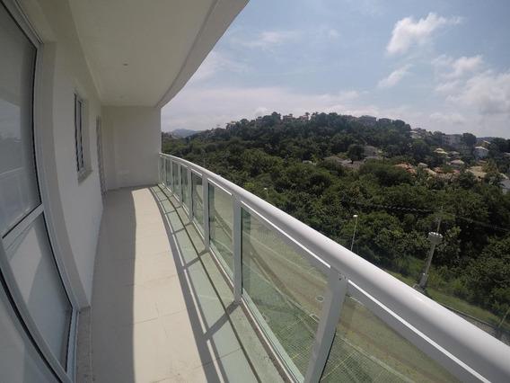 Apartamento À Venda, 128 M² Por R$ 840.000,00 - Camboinhas - Niterói/rj - Ap1044