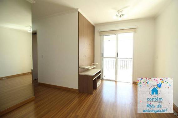 Ap0857- Apartamento Com 2 Dormitórios À Venda, 50 M² Por R$ 255.000 - Km 18 - Osasco/sp - Ap0857