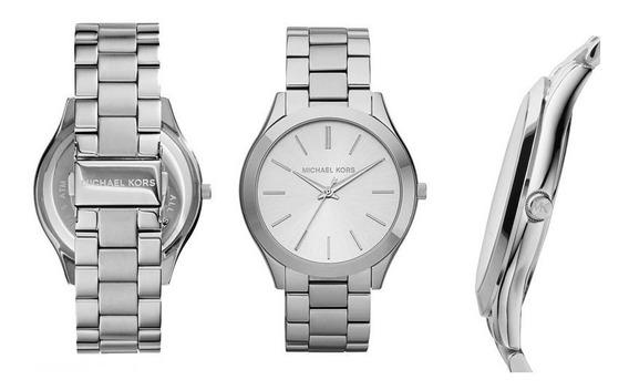Relógio Michael Kors Mk3178 100% Original 2 Anos De Garantia