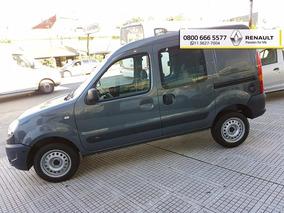 Renault Kangoo Authentique 5p 0km Anticipo Y Cuota   Burdeos