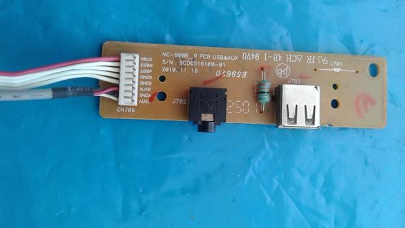 Placa Usb Micro System Toshiba Ms 7945 Mu