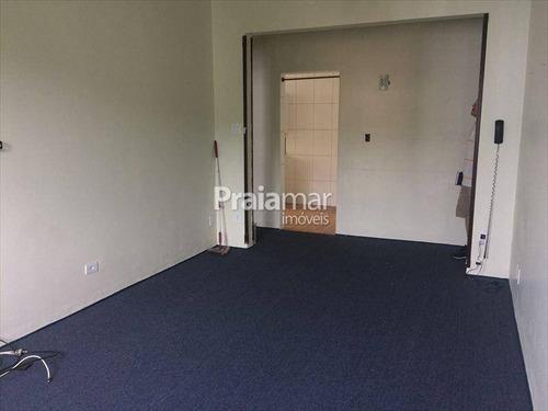 Imagem 1 de 10 de Apartamento 01 Dorm | 66m2 | 1 Vaga De Garagem | Centro São Vicente - 1984-47