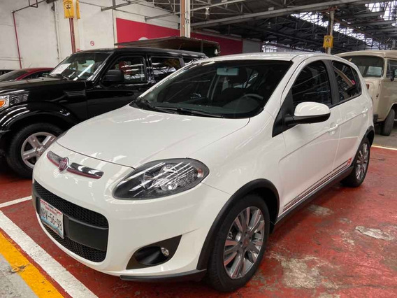 Fiat Palio 1.6 Sporting At 2017