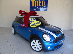Mini Cooper S 1.6 Turbo 16v, Fuy0333