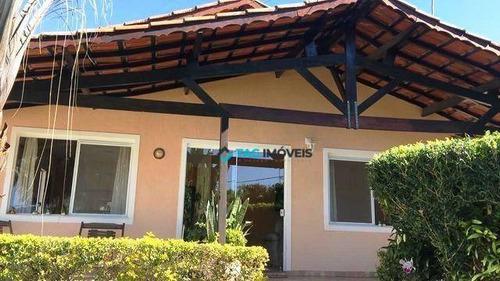 Casa Com 3 Dormitórios À Venda, 210 M² Por R$ 1.250.000,00 - Parque Residencial Maison Blanche - Valinhos/sp - Ca0483