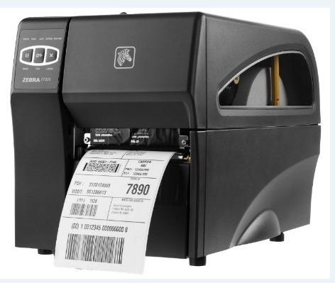 Impressora Térmica Zebra Zt220 Pouquíssimo Tempo De Uso
