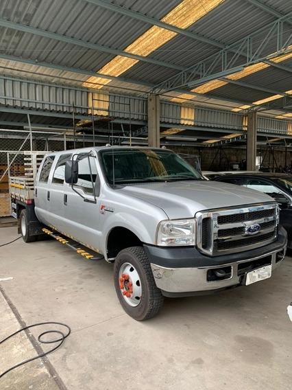 Ford F4000 4x4 Ano 2018/2019 Cabine Tripla Única A Venda