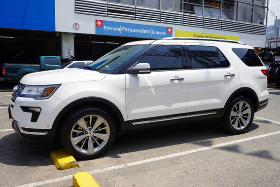 Ford Explorer Limited 2018 Full Equipo
