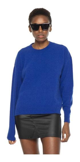 Sweater Spencer Lana Cuello Redondo Mujer Complot