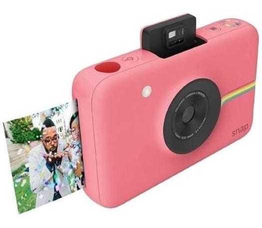 Câmera Digital Polaroid Instantanea Snap 10mp Cores Variadas