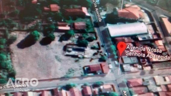 Terreno Residencial/comercial Pederneiras - Te0489