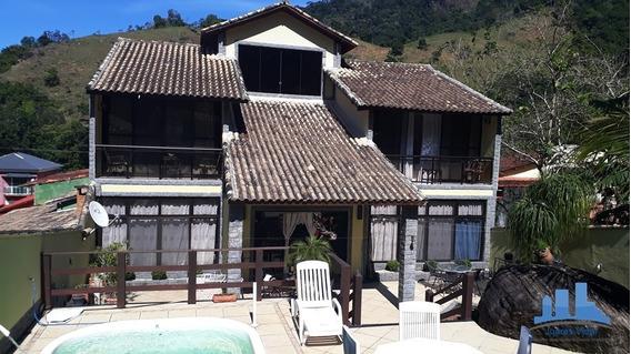 Casa De Alto Padrão No Condomínio Solar De Itacuruçá ? Mangaratiba/rj - 293 - 34298376