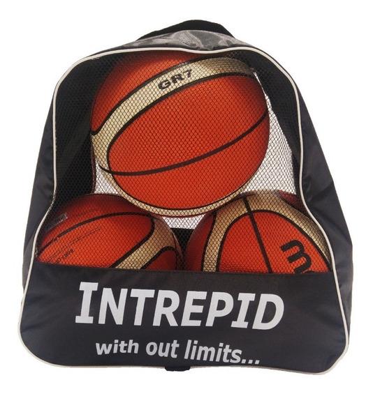 Balonera Para 3 Balones Futbol O Voleibol O Basquetbol