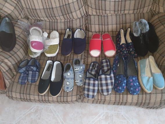 Zapatos Y Pantuflas