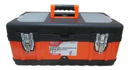 Caja De Herramienta Broche De Metal Hicen 45x26,5x19cm G P