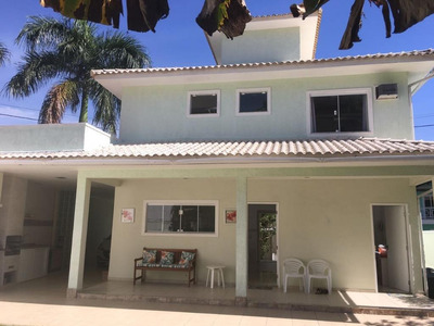 Casa Em Maria Paula, Niterói/rj De 164m² 3 Quartos À Venda Por R$ 730.000,00 - Ca215525