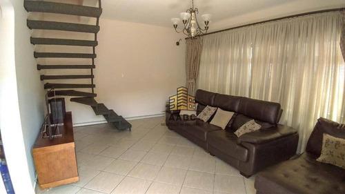 Sobrado À Venda, 105 M² Por R$ 750.000,00 - Vila Da Saúde - São Paulo/sp - So0175