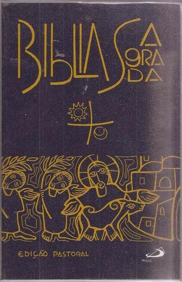 Bíblia Sagrada Edição Pastoral Edições Paulus 1990
