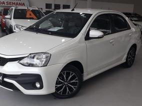Toyota Etios Platinum 1.5 16v Flex, Gds0801