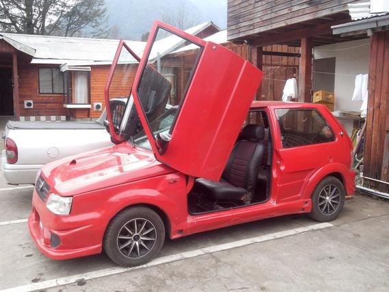 Precioso Fiat Uno A Toda Prueba, Negociable