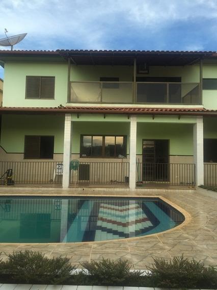 Casa Com 6 Quartos Para Comprar No Enseada Em Nepomuceno/mg - Nep155