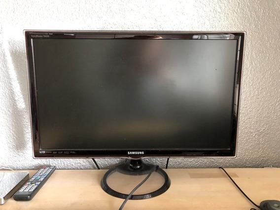 Carcaça Completa Tv/monitor Samsung Ta550 Estado De Nova