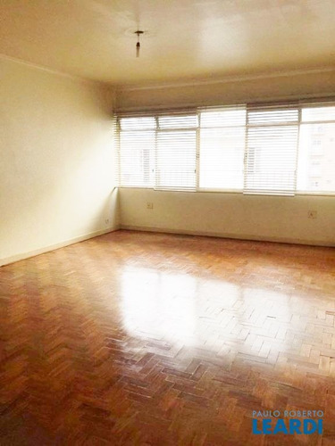 Imagem 1 de 15 de Apartamento - Higienópolis  - Sp - 590792