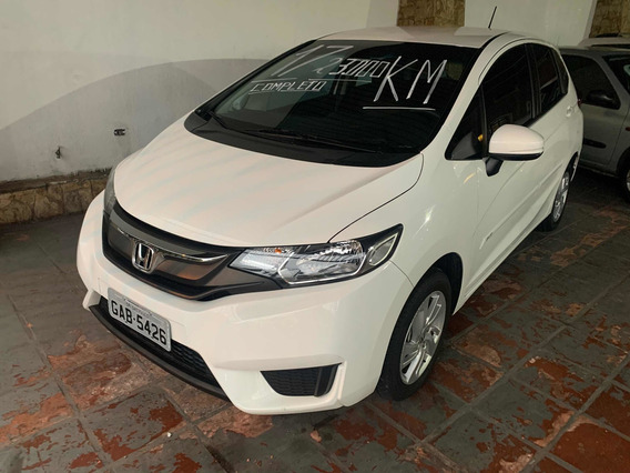 Honda Fit 1.5 Lx Flex Aut. 5p 2017