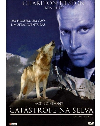 Dvd Catástrofe Na Selva
