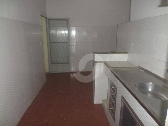 Casa De Fundos - 1° Quarto No Mutuá - Ca1401
