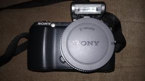 Câmera Sony Nex C3 - Somente Corpo