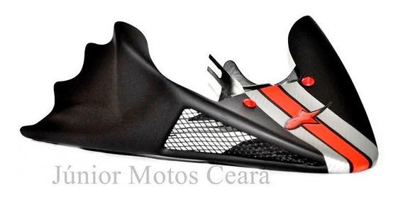 Bico De Pato Spoiler Titan, Fan 125 E 150