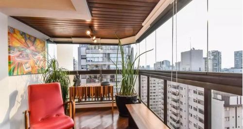 Apartamento Com 3 Dormitórios À Venda, 100 M² - Pinheiros - São Paulo/sp - Ap25873