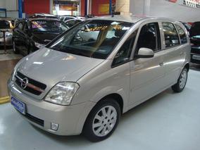 Chevrolet Meriva 1.8 Flex 2005 Prata (completo + Rodas Liga)