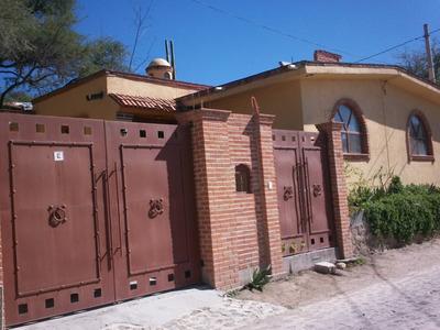 Rento Pequeña Casa Rustica En Tequisquiapan