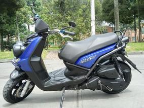 Vendo O Permuto Yamaha Bws 2013 Con Varios Accesorios