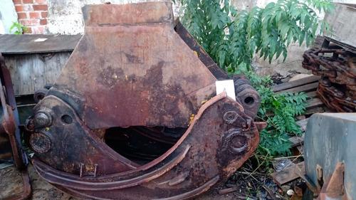 Imagem 1 de 2 de Garra Florestal  (usada) Para Maquinas Pesadas