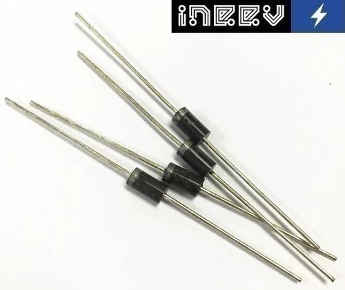 Diodo Rectificador 1n4007 1000v 1a (20 Unidades)