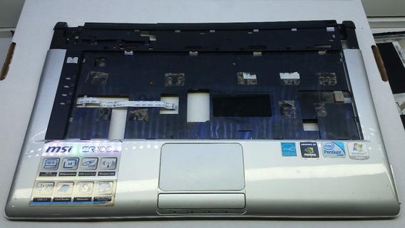 Carcaça Base Teclado Notebook Msi Cr400
