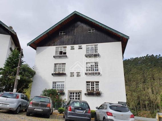 Apartamento Com 4 Dormitórios À Venda, 180 M² Por R$ 580.000,00 - Vila Guarani - Nova Friburgo/rj - Ap3475