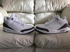 Tenis Air Jordan Retro 3 Mocha Del 28mx 10us