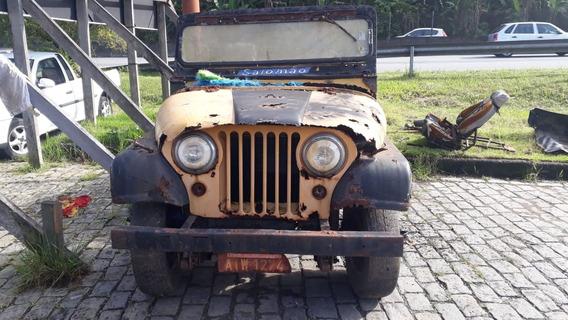 Jeep Guincho 1967 Leia O Anuncio Atentamente