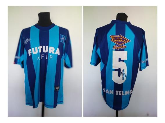 Camiseta San Telmo 2008 #5