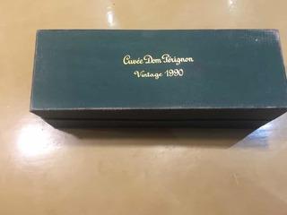 Champagne Cuvee Dom Perignon Vintage 1990