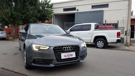 Audi A5 2.0 Led Sportback Multitronic 2012 84000 Km 5 Ptas