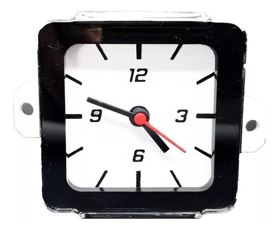 Relógio De Horas Vw Painel Velocímetro Fusca Itamar 82 Diant