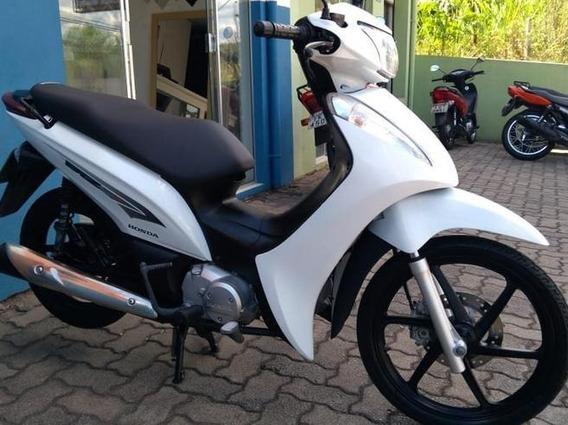 Honda Biz 125 Ex Branca