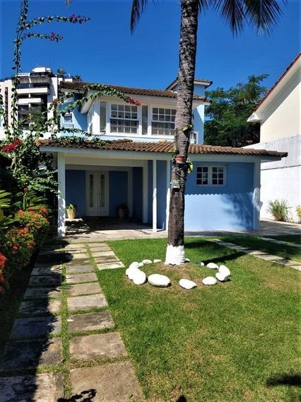 Casa Em Condomínio Para Locação Anual No Barra Da Tijuca Em - 001261