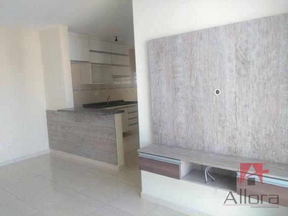 Apartamento Com 2 Dormitórios Para Alugar, 52 M² Por R$ 1.300,00/mês - Jardim São Lourenço - Bragança Paulista/sp - Ap0168