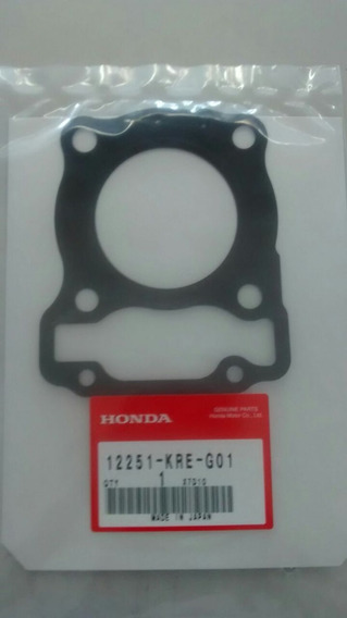 Junta Cabeçote E Cilindro Cg/nxr160-original Honda-14/15
